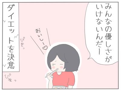 ダイエット 甘い罠5