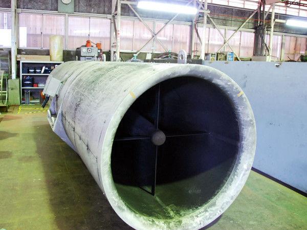 小鳥トンネル ジェットファン換気設備