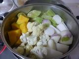 20141105蒸し野菜1