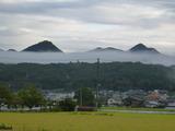20121001台風あけの朝