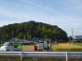 20140918コシヒカリ稲刈り