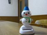 20131129雪だるま