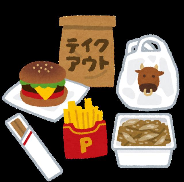 """【ウザい】『ジャンクフード』食べてたら家族に言われる""""コレ""""wwww"""
