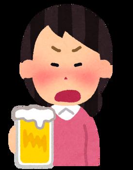 【豹変】会社の飲み会で泥酔した女性社員に、べらんめえ口調というか方言ですごい剣幕で攻められました。「お前、いついつの時私の挨拶を無視したよな?」→