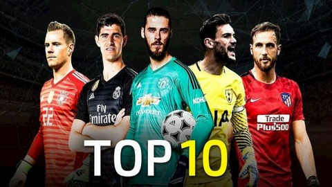 Top 11 Most Excellent Goalkeepers in The World All-time