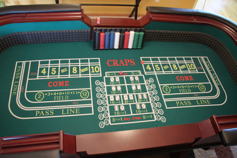 craps-table