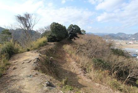 伊豆韮山城