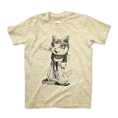 クレオパトラTシャツ3
