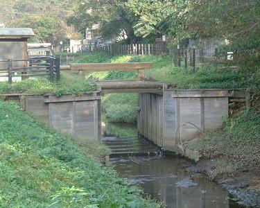見沼代用水船堀