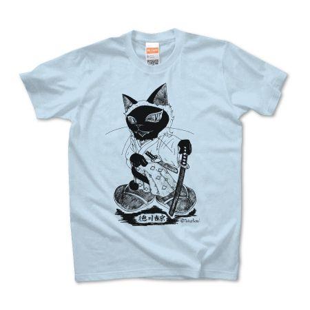 徳川吉宗Tシャツ