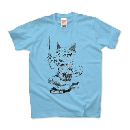 沖田総司Tシャツ