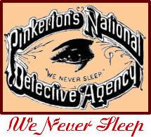 ピンカートン探偵社