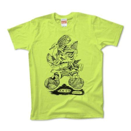 武田信玄Tシャツ