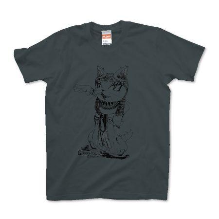 クレオパトラTシャツ2