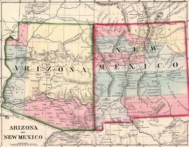 ニューメキシコ準州