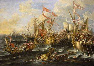10.アクティウムの海戦
