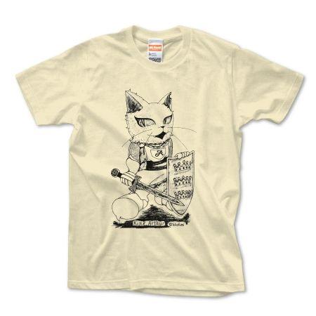 アーサー王Tシャツ