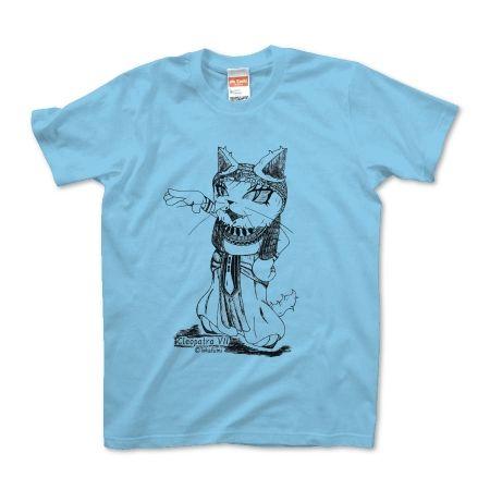 クレオパトラTシャツ1