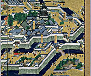 江戸城・本丸