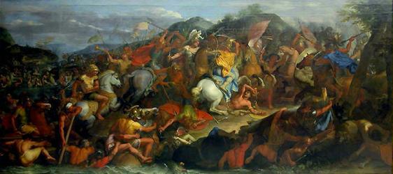 グラニコス川の戦い