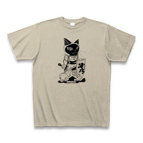 トリスタンTシャツ・シルバーグレー