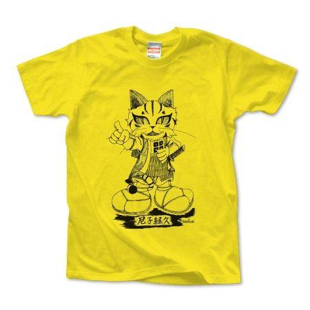 尼子経久Tシャツ