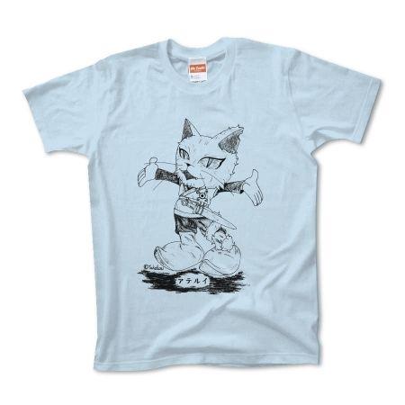 アテルイTシャツ