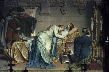 トリスタンの死