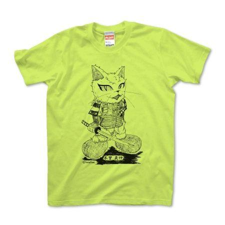 木曾義仲Tシャツ