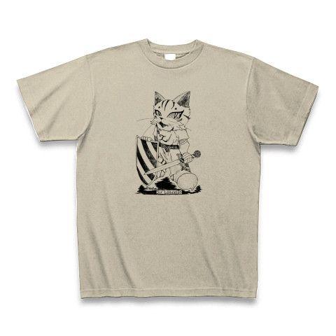 ランスロットTシャツシルバーグレー