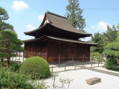 武田義信が幽閉された東光寺