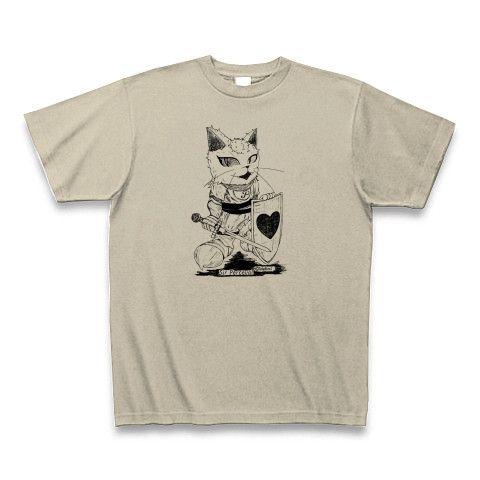 パーシヴァルTシャツ・シルバーグレー