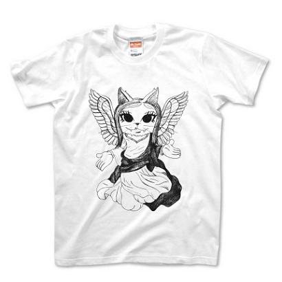 猫様Tシャツ