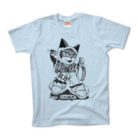 大石内蔵助Tシャツ