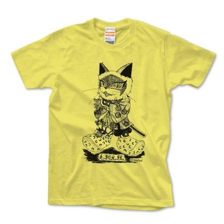 毛利元就Tシャツ