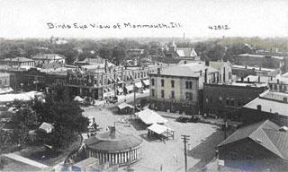 ワイアット・アープの生まれた町マンモス