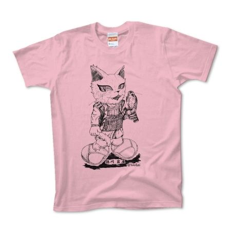 徳川家康Tシャツ