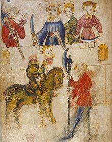 ガウェインと緑の騎士