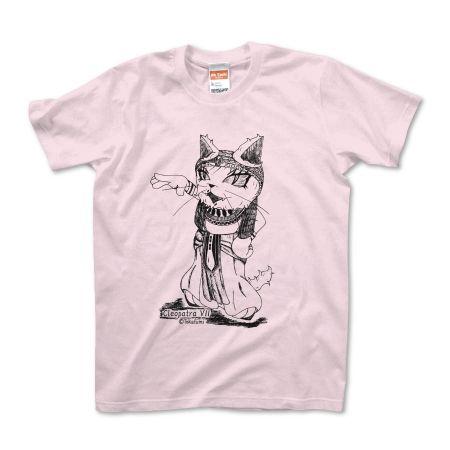 クレオパトラTシャツ