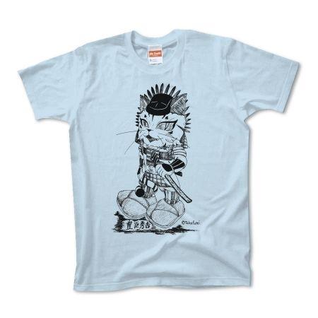 豊臣秀吉Tシャツ
