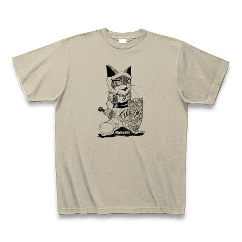 ガウェインTシャツ・シルバーグレー