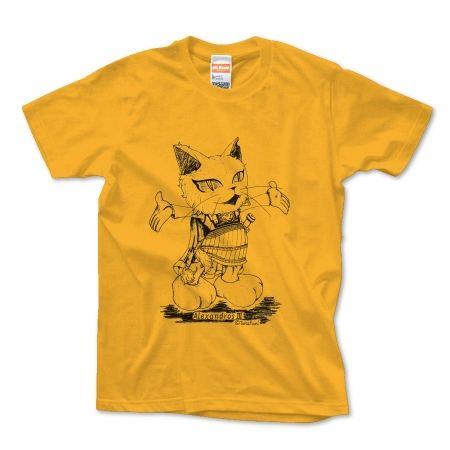 アレクサンドロス大王Tシャツ