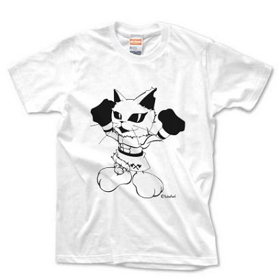 キックボクサー1Tシャツ