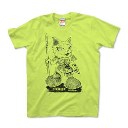 前田利家Tシャツ