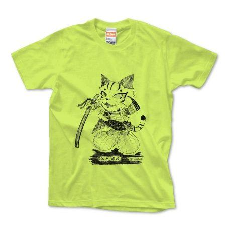 佐々成政Tシャツ