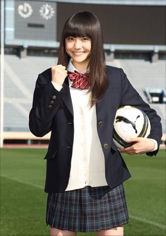 松井愛莉のサッカー魂