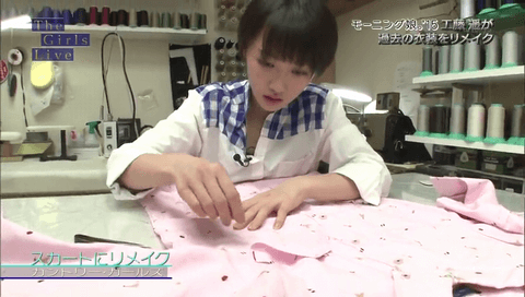 工藤遥 リメイク1