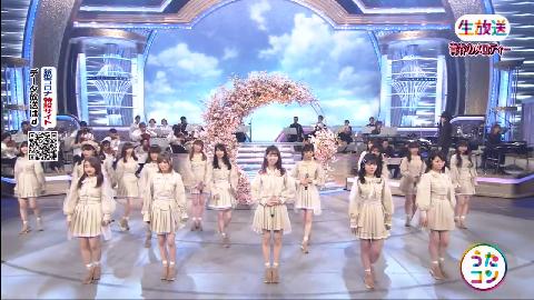 AKB48 うたコン 20200317 (2)