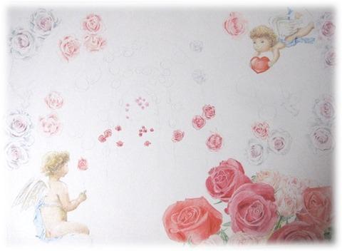 バラ花園0