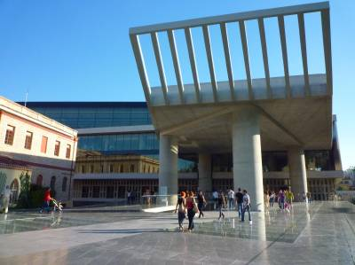 アクロポリス博物館1